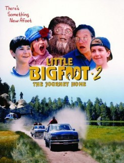 Little Big Foot: The Journey Home