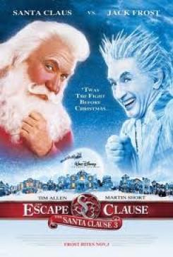 Santa Clause 3: The Escape Clause, The